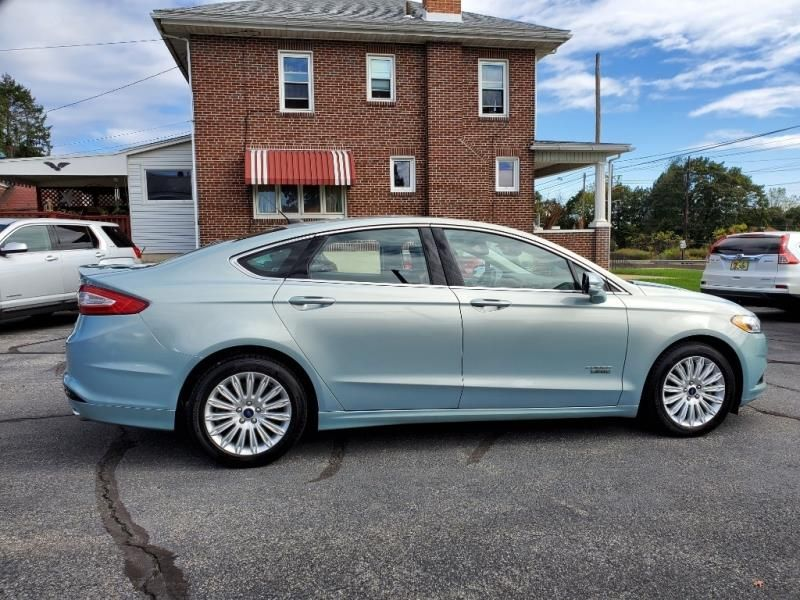 2013 Ford Fusion Energi 4dr Sdn Titanium For Sale In West Lawn Pa