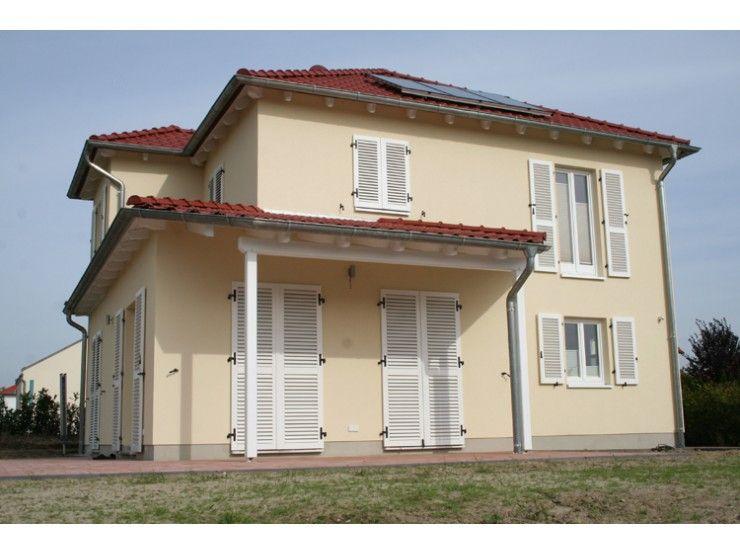 Fertighaus modern walmdach  City 155 - Einfamilienhaus von STIMMO Hausbau GmbH | HausXXL ...