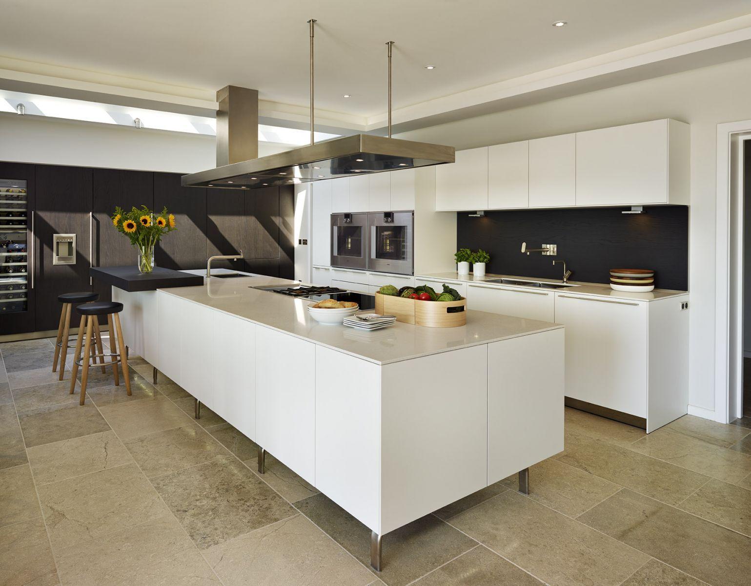 kitchen design tip - make sure your kitchen island is in