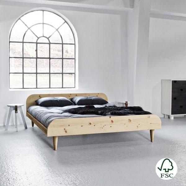 Cama De Diseño Nórdico Twist Bed Pinterest Bed Futon Bedroom
