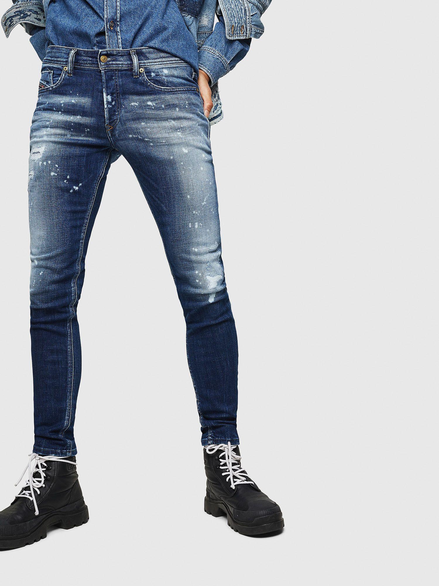 Sleenker 0091Y, (con imágenes) Vaqueros azules, Jeans