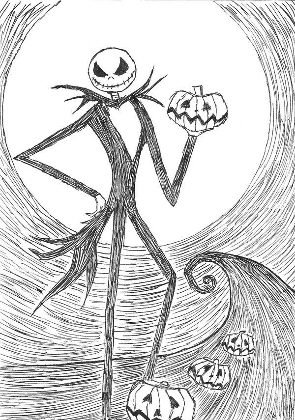 Jack Skellington Drawing Face Gallery Jack Skellington Drawing Jack Skellington Drawings