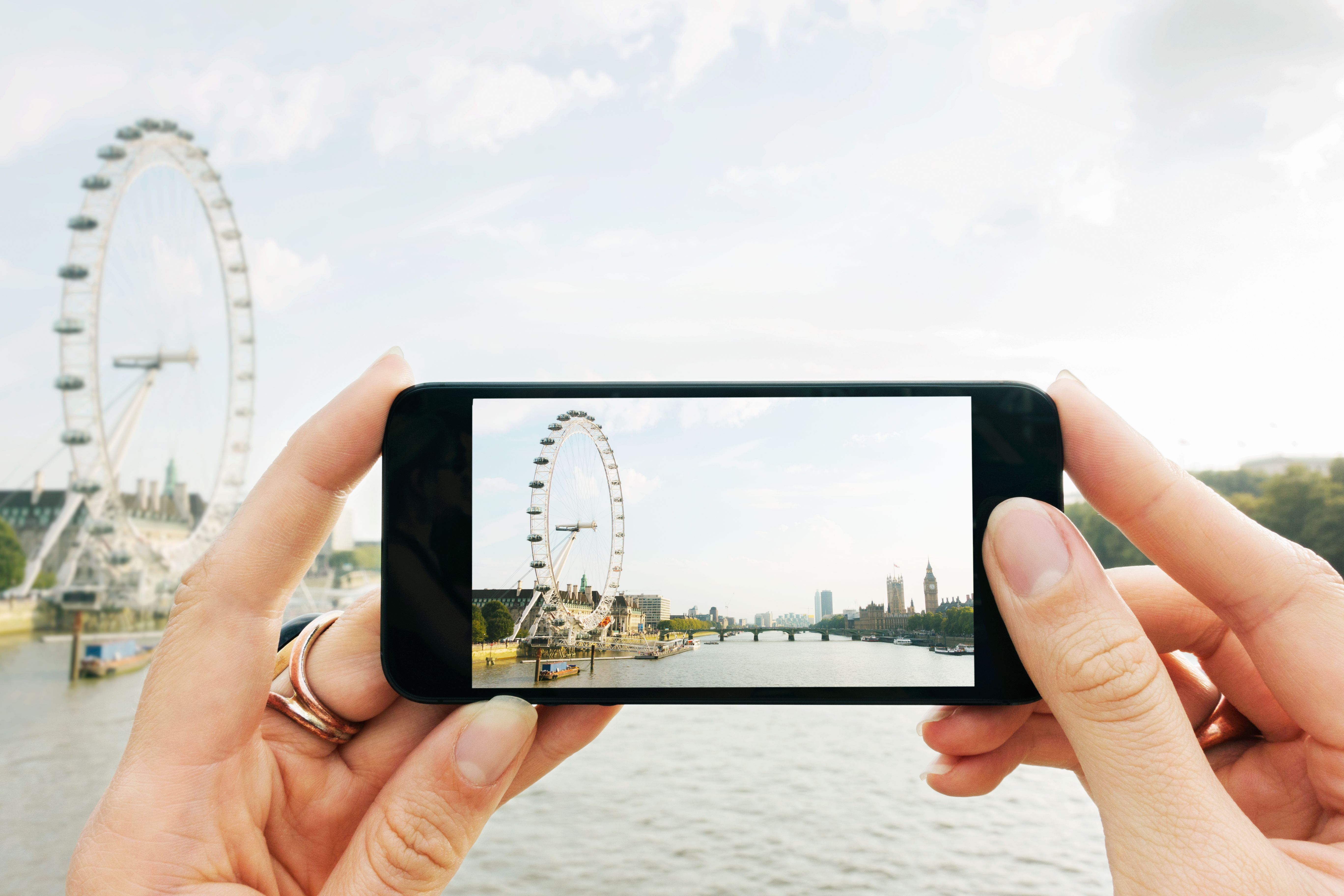 Turn Your iPhone Camera into a Google Search Tool with