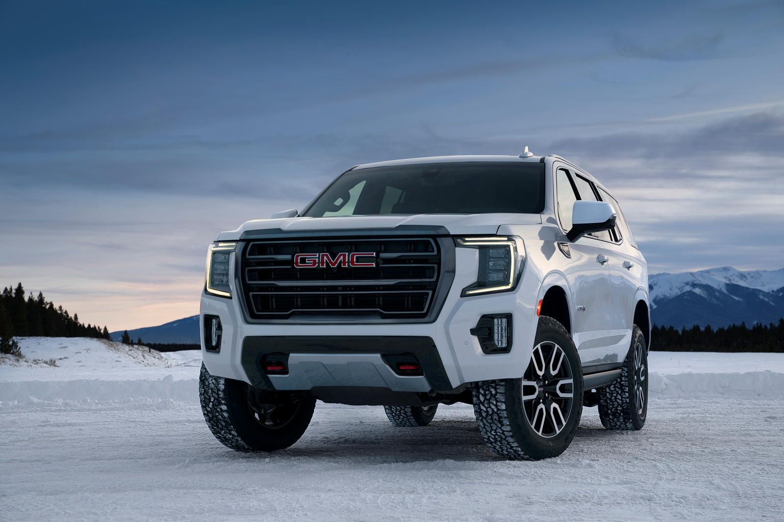 2021 Gmc Yukon First Look Review A New Type Of Premium The