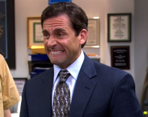 20 Of The Most Embarrassing Things That Have Happened To People At The Gym Michael Scott My Face When Steve Carell