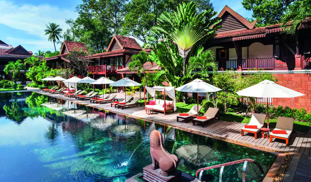 Belmond La Residence Travel in 2019 Hotels in cambodia