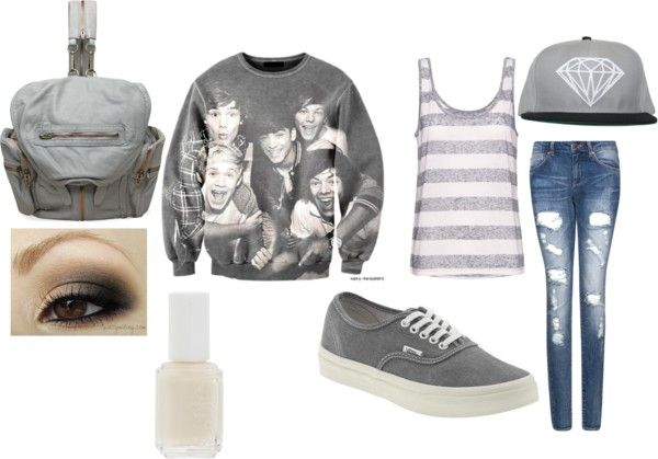 """One Direction"" by meplusyous on Polyvore"