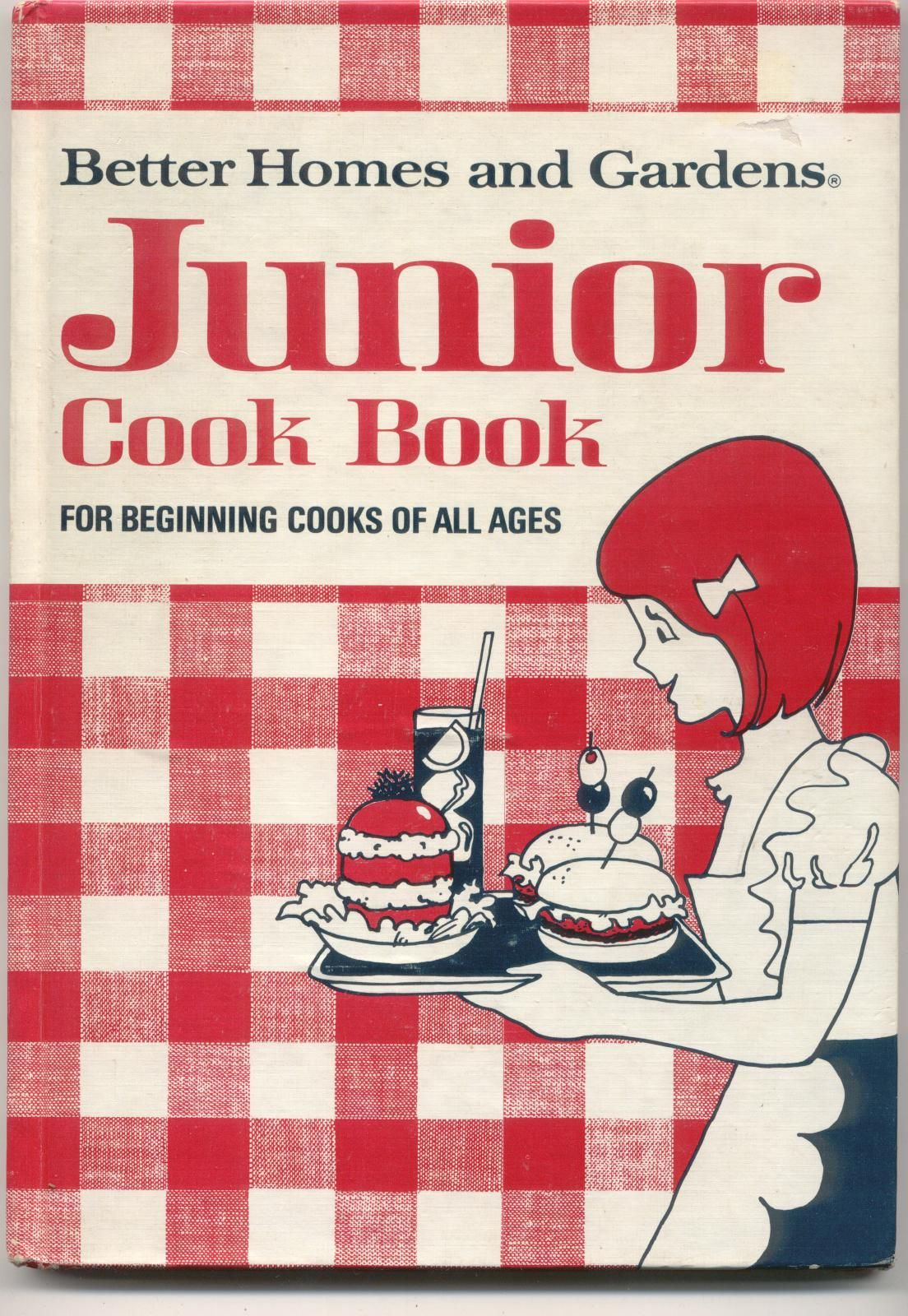 how to cook children book
