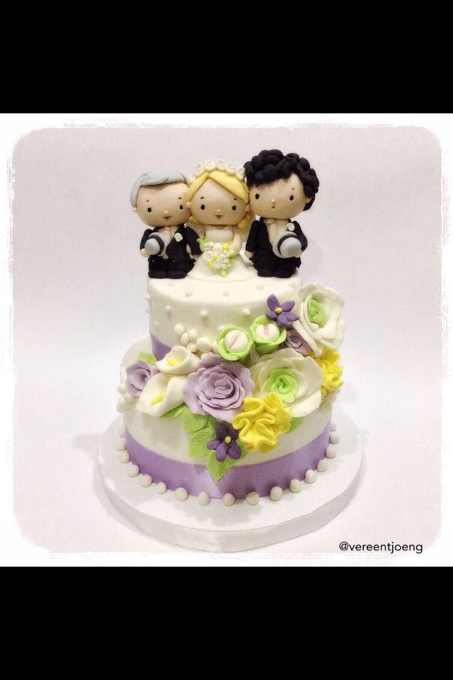 Sherlock The Sign Of Three Wedding Cake Topper Sherlocked Within