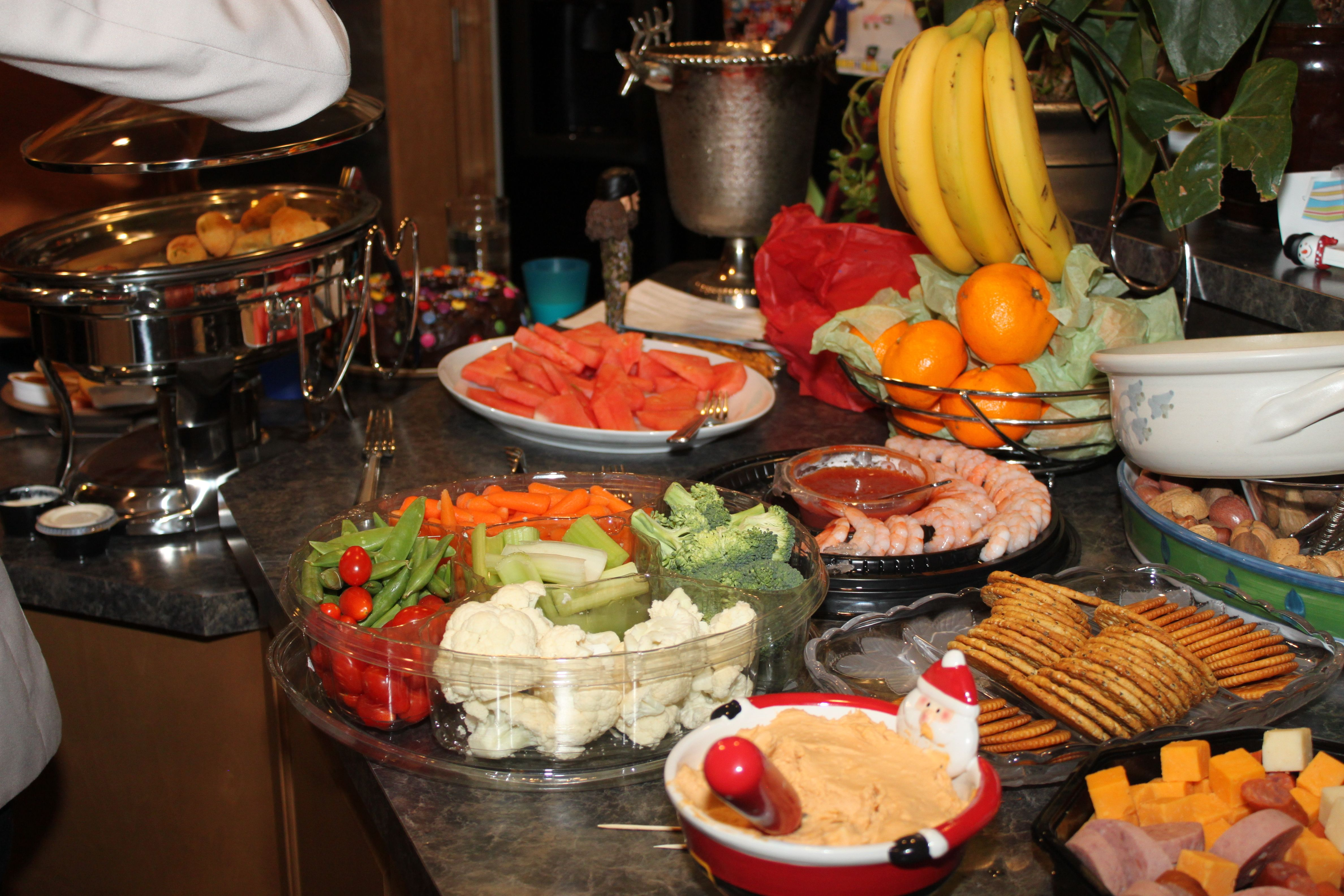 Attractive New Years Dinner Party Ideas Part - 5: New Yearu0027s Eve Family Party