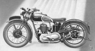 1938 Triumph 5s