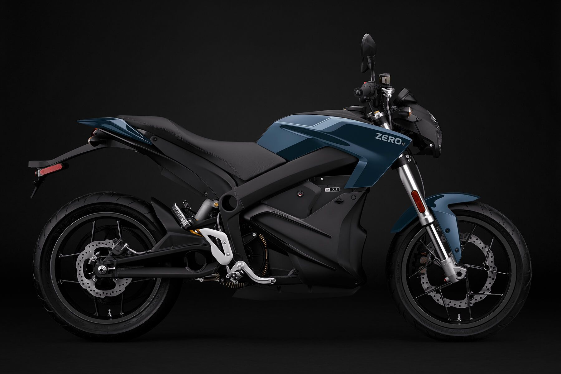 Zero S Electric Motorcycle ZERO MOTORCYCLES Electric