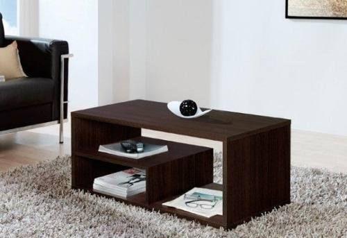 mueble mesa de centro melamina importada nuevo c garantía Lugares