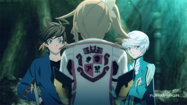 Tales Of Zestiria The X Episode 02 Anime Review Anime Tales Of