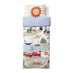 tessili per bambini - biancheria da letto - ikea   kids ... - Copripiumino Bambina Ikea