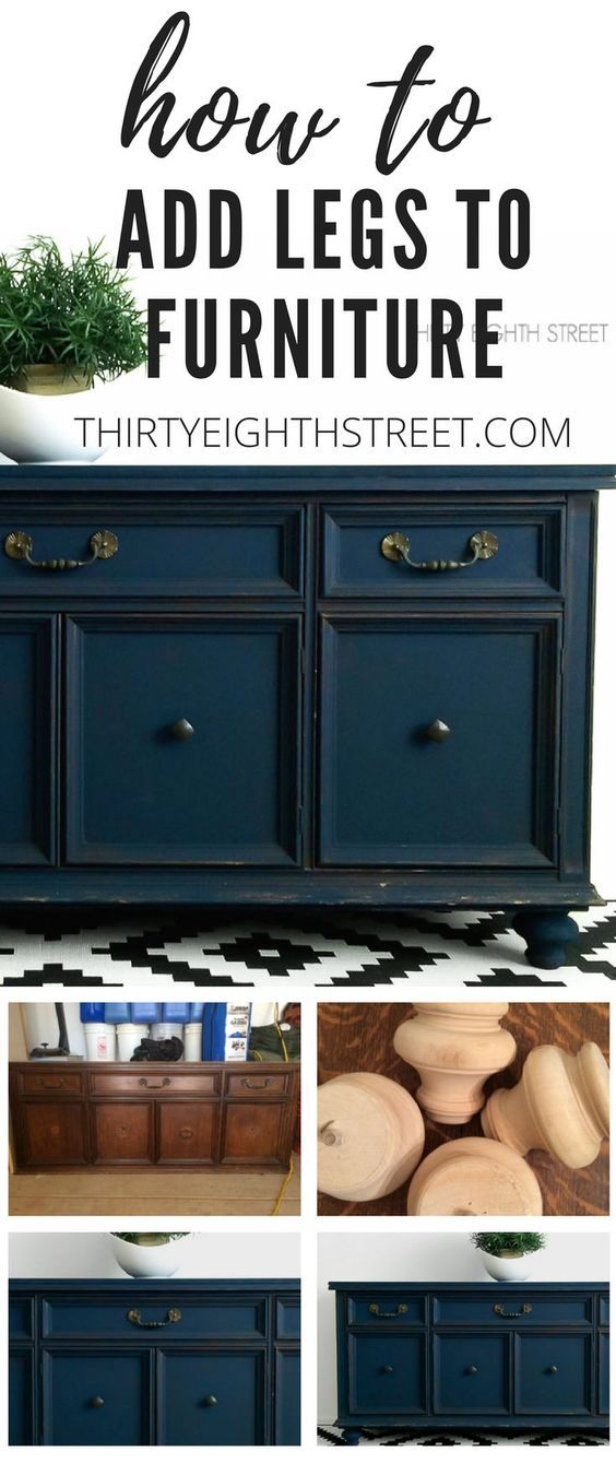 Create Two Pieces Of Furniture From A China Hutch | Redoing Furniture,  Upcycled Furniture And Custom Furniture
