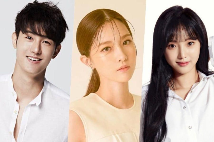 Update: Lee Ki Woo, Kim Yoo Ri, And Han So Eun Join Kim Ha Neul, Yoon Sang Hyun, And Lee Do Hyun In New Drama