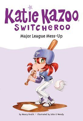 Major League Mess-Up #29 Nancy Krulik John and Wendy Grosset & Dunlap Anglai