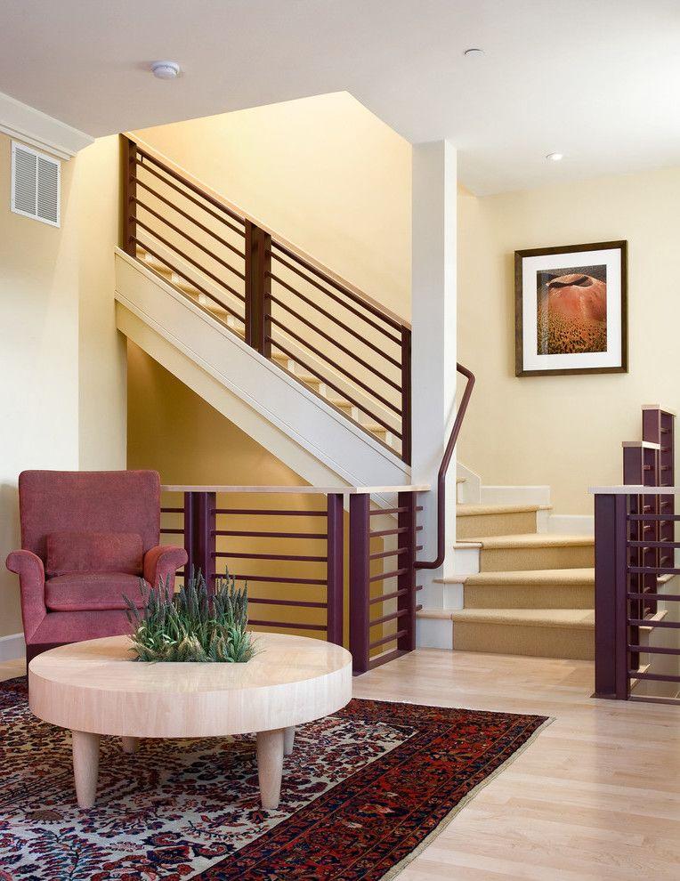 treppengel nder selber bauen anleitung und 50 beispiele architektur diy treppengel nder. Black Bedroom Furniture Sets. Home Design Ideas