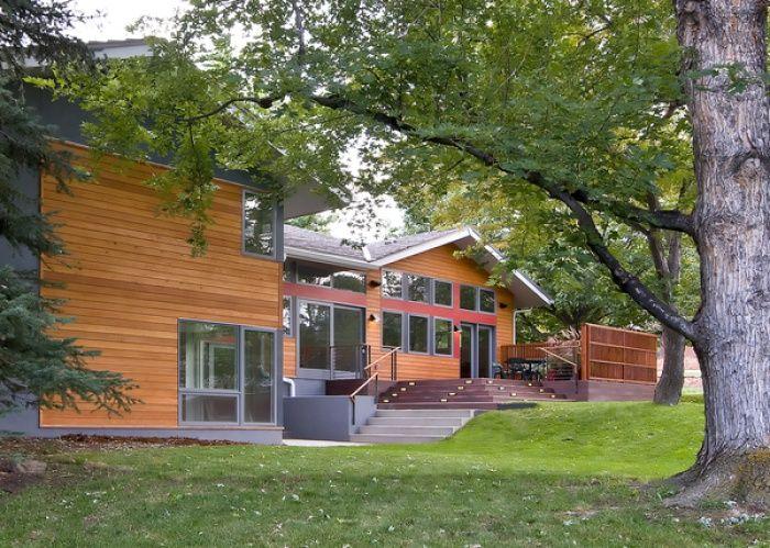 Devils Thumb Buckner Construction Inc House Styles House