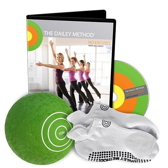 The Daily Method Exercise Bundle Based On Bar Work Get Fit Exercise