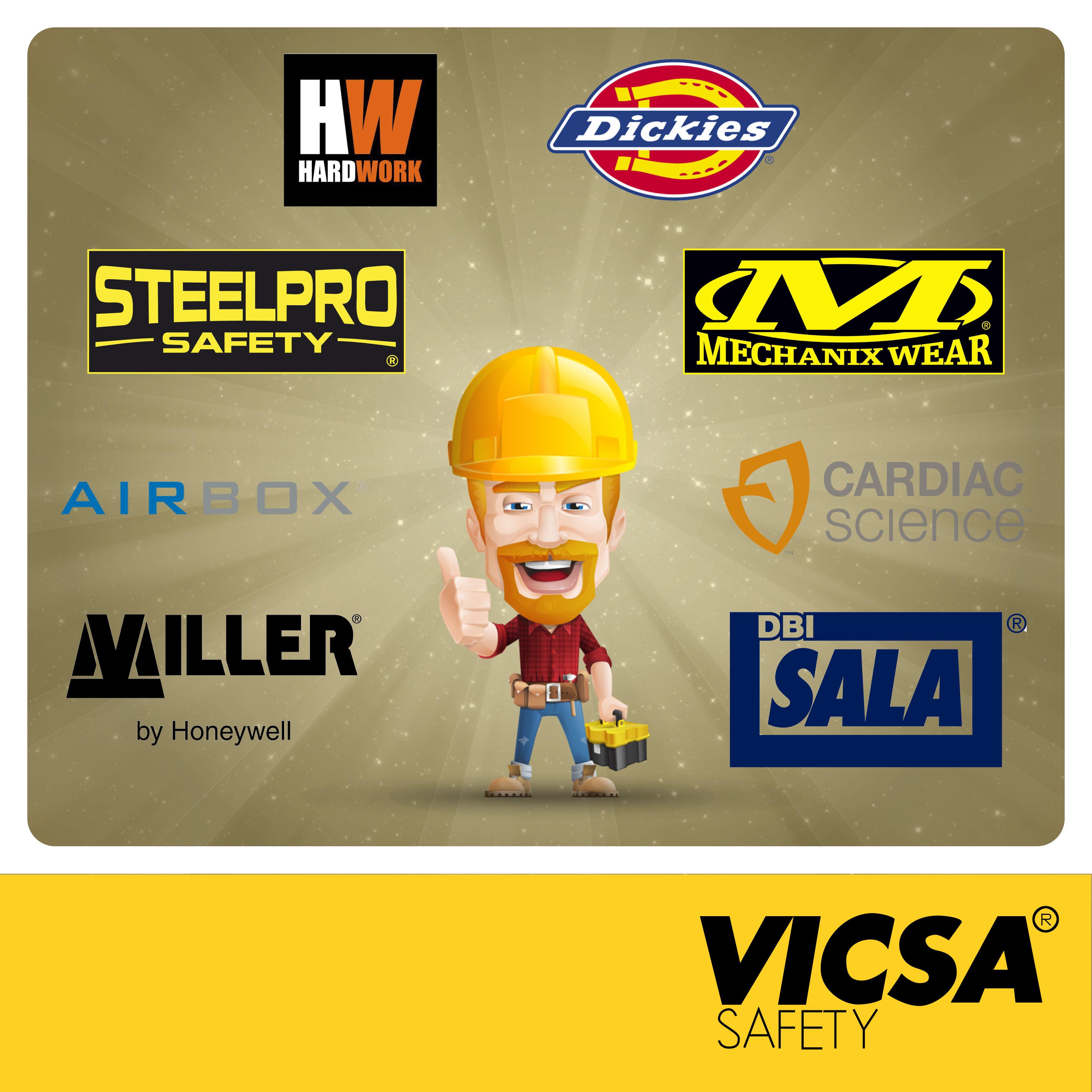 4f651b3457 VICSA SAFETY es uno de los principales operadores logísticos de seguridad  industrial de Latinoamérica. En