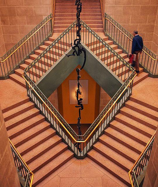 Sackler Stairway Stairways Stairs Design Stairs To Heaven