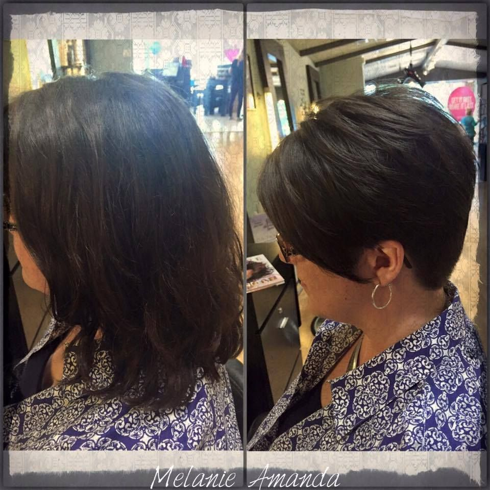 Hair Transformation By Melanie A Level2 Stylist Redken