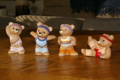 home interiors bear figurines 319611609tpjpg Figurines