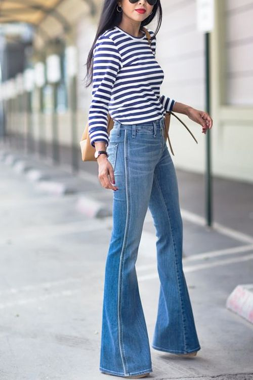 fb48988afa62f4 ... bottom jeans! found on walkinwonderland.com Perfect for: Hourglass &  Rectangle Body Types