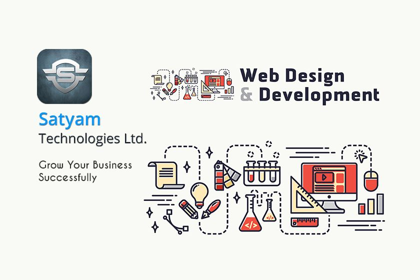 Satyam Technologies Is Best Web Design Company Providing Services In Edinburgh Highly Quality W Website Design Services Web Design Company Web Design Services