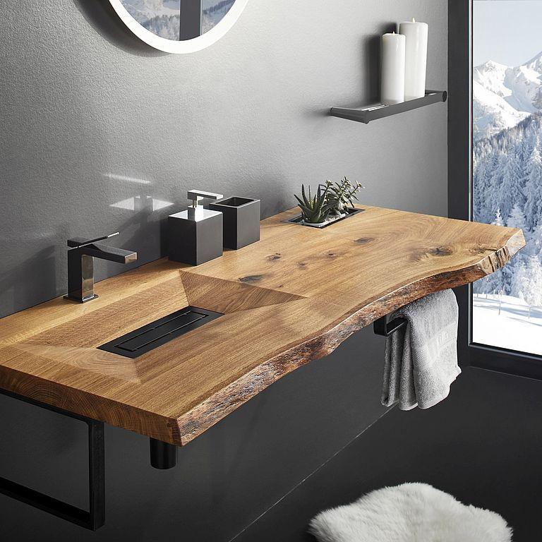 Referenzen & Gewährleistung unserer Waschtische aus Holz #holzideen