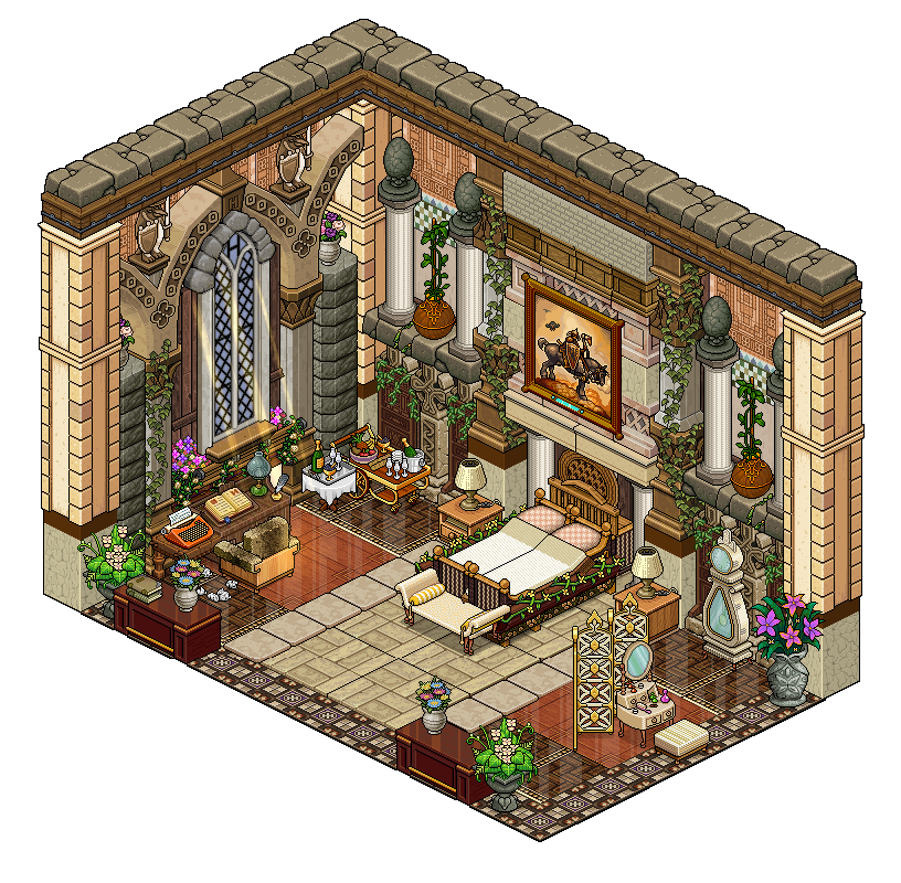 Bedroom 2 By Cutiezor.deviantart.com On