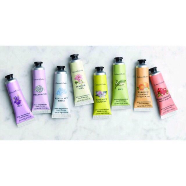 Crabtree & Evelyn Ultra-Moisturising Hand Therapy  Available in: Rosewater Lavender Wisteria La Source Avocado Lily Somerset Meadow Citron Tarocco Orange Pomegranate Gardeners  Ready stock, RM40 each exclude postage / RM380 for all exclude postage  #zur_hanacollection #crabtree #crabtreeandevelyn #handlotion #productvendor #beauty #elf #realtechniques #eosproducts