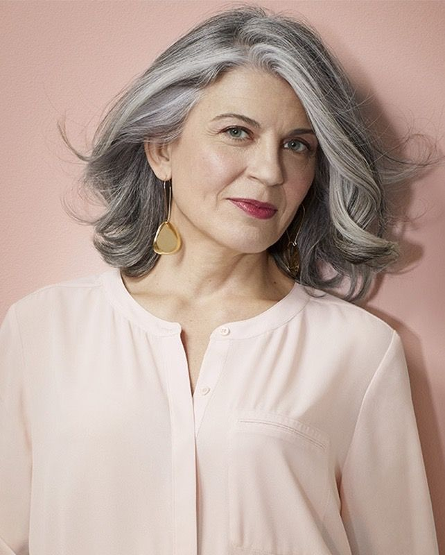 4 Easy Ways To Highlight Your Natural Beauty Silver Hair Gray