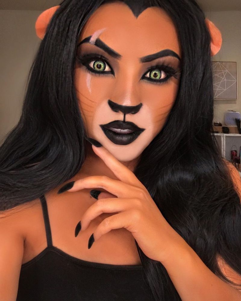Photo of These Disney-Inspired Halloween Makeup Looks Are Absolutely Enchanting in Every Way