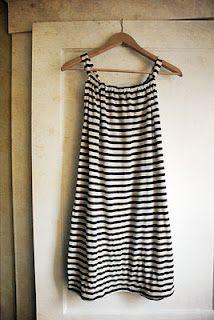 Sew easy summer dress