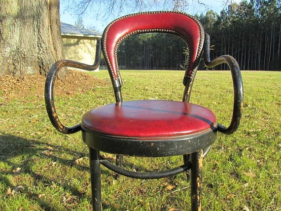 Vintage Furniture Chair Shelby Williams By Karenschicnshabby 125 00