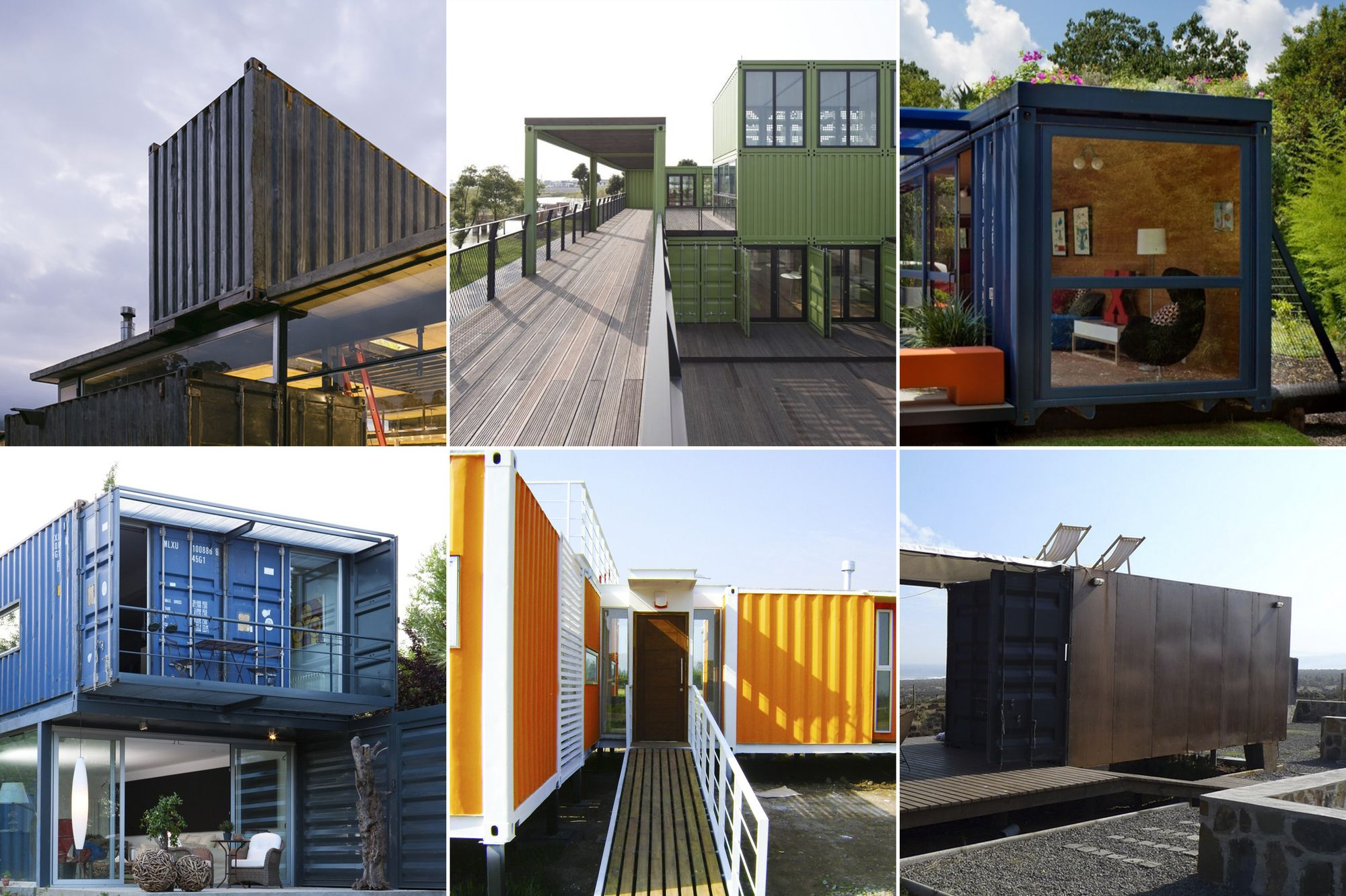 Method In Modular 10 Floor Plans Using Shipping Container