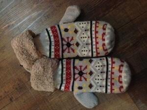Koude handjes mooie handschoenen bij www.lewatiesfashion.nl