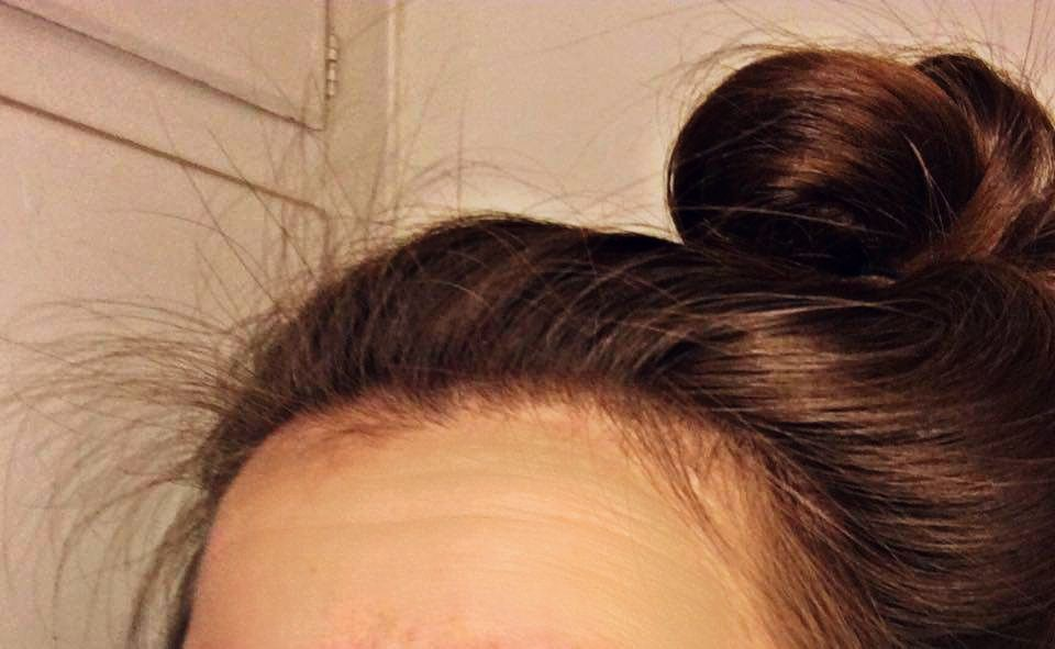 How to get rid of baby hairs fly away hair hair frizz
