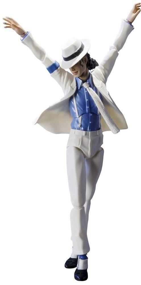 Bandai S.H. Figuarts Michael Jackson BAN83152 From Japan Free Shipping NEW! #Bandai