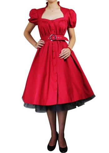 24abd947628b Details about Vintage 50s 60s Retro Women Rockabilly Pinup Housewife ...