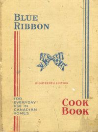 I Found My Mom S Old Blue Ribbon Cookbook This Edition But Not Well Preserved