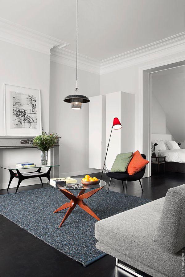 Ambiente minimalista inspiracion pinterest for Ambientes minimalistas interiores