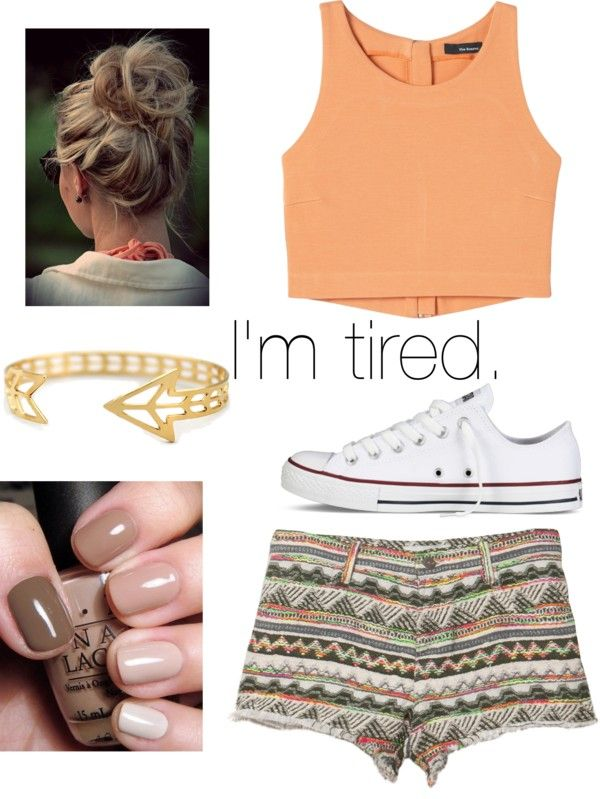 """Lazy day out."" by jemmamamarity ❤ liked on Polyvore"