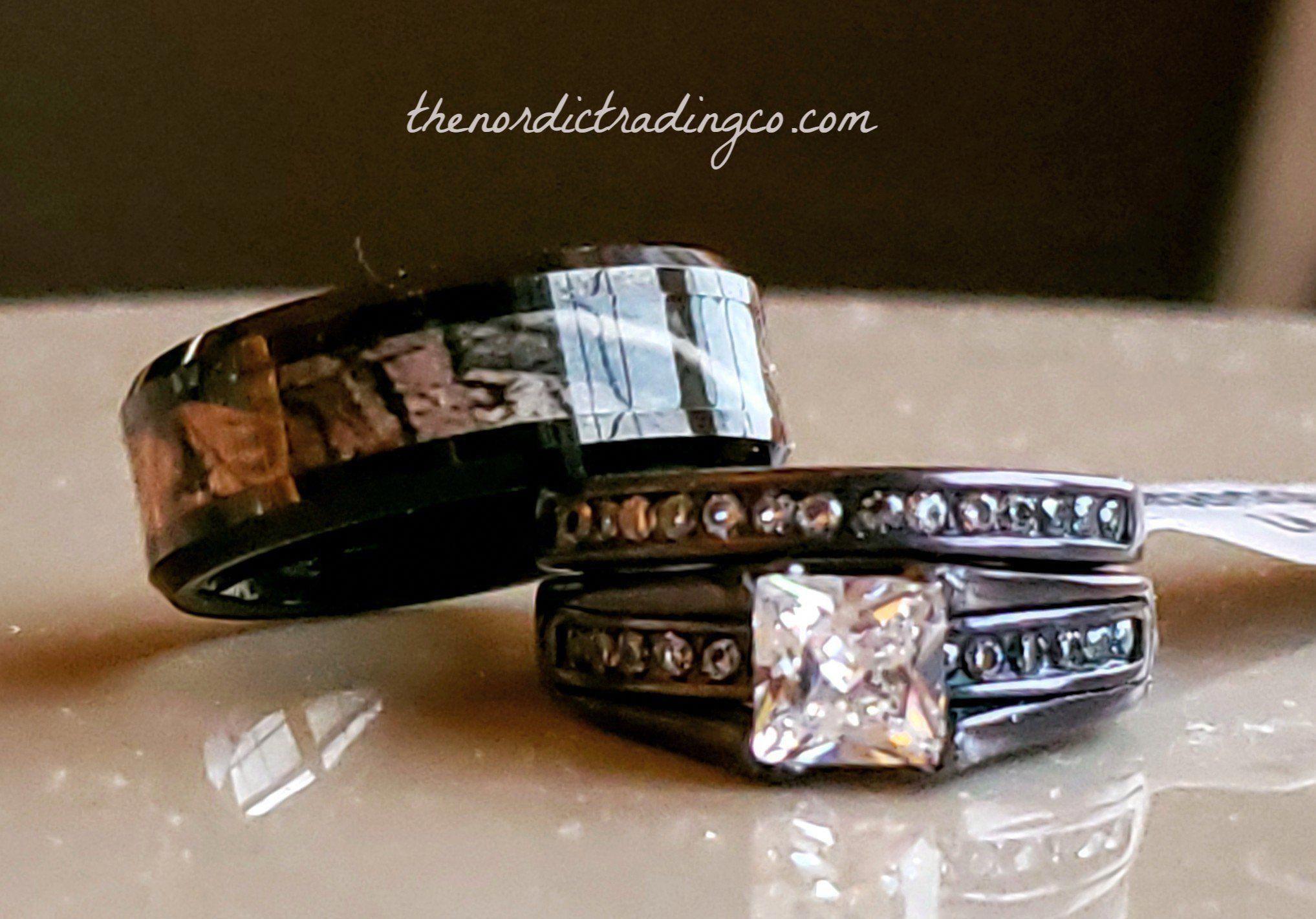 Pin On Hunting Wedding Rings