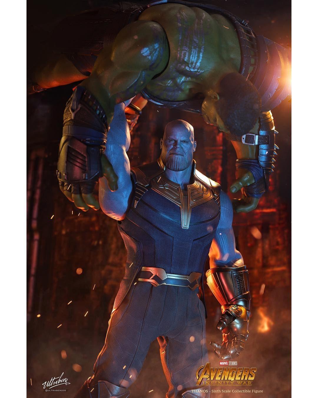 Thanos Avengers Endgame Josh Brolin Marvel
