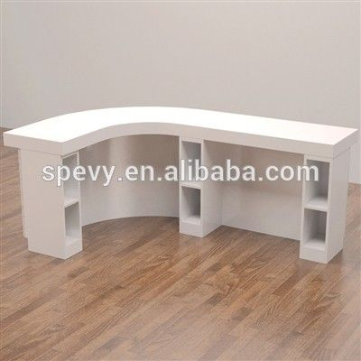 Elegant Diamond Tufted Curved Nail , Find Complete Details About Diamond Tufted  Curved Nail Manicure Table,Beauty Manicure Nail Table,Wholesale Manicure  Bar Table ...