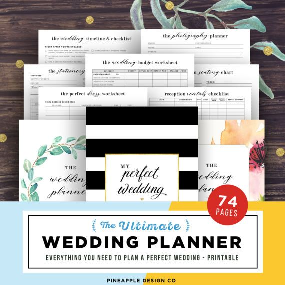 wedding planner printable wedding planning book printable wedding